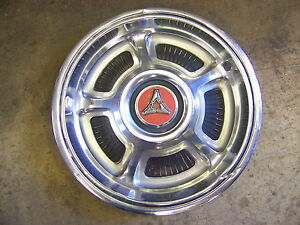 1968 69 Dodge Charger Hubcap Wheel Cover 14
