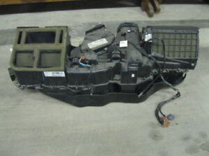03 06 Gmc Sierra Heater Box Core Assembly Blower Ac Evaporator Housing Silverado