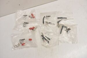 Tn Connectors Amp 3 504021 1 Couplers 4 504001 1 Connector Kits