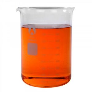 2000ml Bomex Glass Griffin Beakers Shelf Pack Of 4