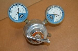 Purox Compressed Gas Regulator In 0 4000 Out 0 100 Psig
