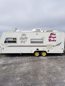 Used 1999 Starlite Trailer food Truck You Can Tow Anywhere