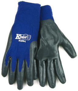 Kinco 1890 High Dexterity Work Gloves Men s X large Synthetic Navy