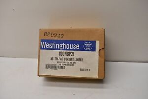 Westinghouse Nb Tri pac Current Limiter 800nbp20 300 800amps