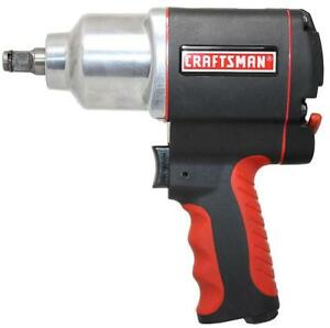 Craftsman 1 2 Drive Air Impact Wrench Pneumatic Hammer Gun Tool For Compressor