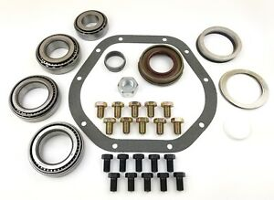 Dana 44 Jeep Jk Rubicon Rear Master Bearing Kit 2007 2018