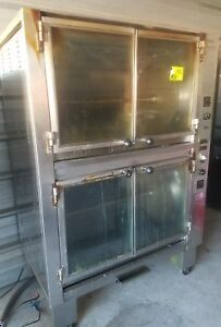 Old Hickory N14 5e 84 Chicken Commercial Rotisserie Oven Machine Electric