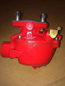 Ford Tractor Marvel Schebler Carburetor Tsx 241 For 8n