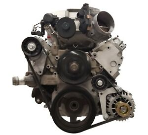 Ls Truck Alternator Only Bracket Low Mount Lsx Ls1 Ls2 Ls3 Alternator Bracket