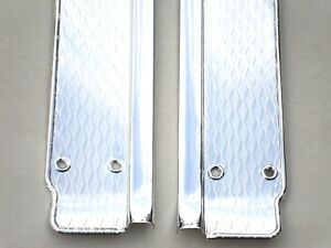 1952 1953 1954 52 53 54 Ford Car 2 Door Scuff Plates New