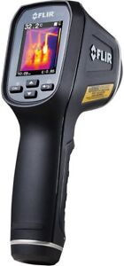 New Flir Tg165 Spot Thermal Imaging Camera Infrared Thermometer