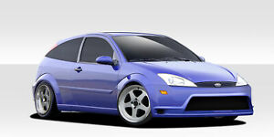 00 04 Ford Focus Gt300 Duraflex Full Body Kit 108819