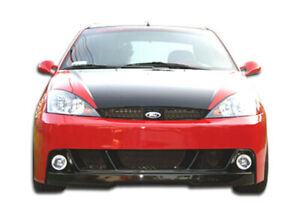 00 04 Ford Focus Pro Dtm Duraflex Front Body Kit Bumper 100044