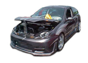 00 04 Ford Focus Zx3 R34 Duraflex Full Body Kit 110205