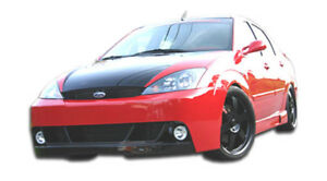 00 04 Ford Focus Zx3 Zx5 Dtm Duraflex Full Body Kit 110202