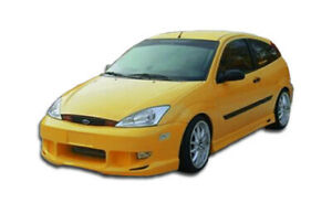 00 04 Ford Focus Zx3 Zx5 Poison Duraflex Full Body Kit 110201