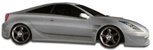 00 05 Toyota Celica Gt300 Duraflex Side Skirts Wide Body Kit 104510