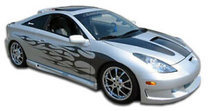 00 05 Toyota Celica Type K Duraflex Side Skirts Body Kit 100191