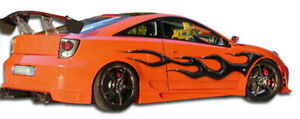 00 05 Toyota Celica Xtreme Duraflex Side Skirts Body Kit 100187