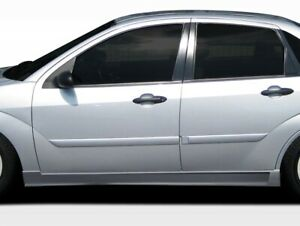 00 07 Ford Focus B 2 Duraflex Side Skirts Body Kit 106860