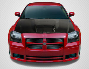 05 07 Dodge Magnum Srt Carbon Creations Body Kit Hood 113089