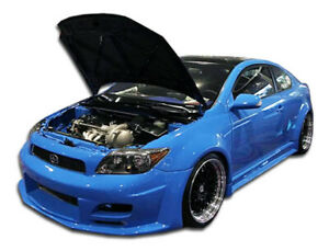 05 10 Scion Tc Touring Duraflex 8 Pcs Full Wide Body Kit 110989