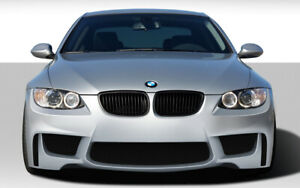 07 10 Bmw 3 Series 1m Look Duraflex Front Body Kit Bumper 109529