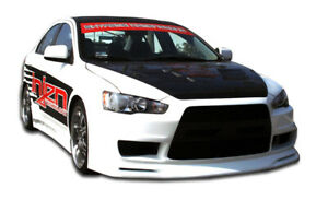 08 17 Mitsubishi Lancer 4dr Gt Concept Duraflex Full Body Kit 104081
