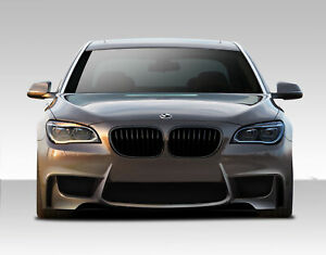 09 15 Bmw 7 Series 1m Look Duraflex Front Body Kit Bumper 109309