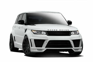 14 15 Land Rover Range Rover Sport Af 2 Aero Function Full Body Kit 112688