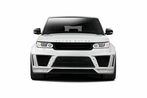 14 15 Land range Rover Sport Af 2 Aero Function Front Body Kit Bumper 112677