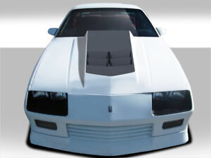 82 92 Chevrolet Camaro Zl1 Look Duraflex Body Kit Hood 108414