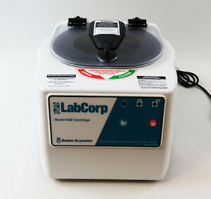 Labcorp Horizon 642e Compact Single speed Centrifuge Drucker Diagnostics