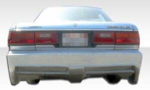 88 91 Toyota Camry Xtreme Overstock Rear Body Kit Bumper 100835