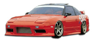 89 94 Fits Nissan 240sx M 1 Duraflex Full Body Kit 110724