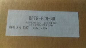 New In Org Box Siebe invensys tac robertshaw Controller Rptr ech ww