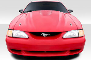 94 98 Ford Mustang Cobra R Duraflex Body Kit Hood 104708