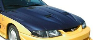 94 98 Ford Mustang Mach 1 Duraflex Body Kit Hood 102256