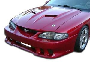 94 98 Ford Mustang Mach 2 Duraflex Body Kit Hood 104771