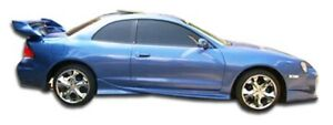 94 99 Toyota Celica Vader Duraflex Side Skirts Body Kit 101504