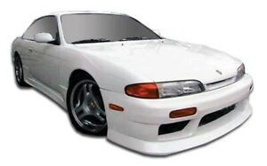 95 96 Fits Nissan 240sx V Speed Duraflex Full Body Kit 110874