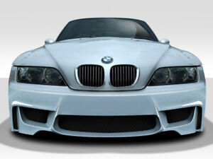 96 02 Bmw Z3 1m Look Duraflex Front Body Kit Bumper 109531