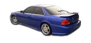 96 98 Acura Tl Skyline Overstock Side Skirts Body Kit 101705
