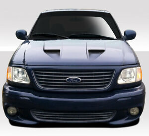 97 03 Ford F150 Cv X V 3 Duraflex Body Kit Hood 109245