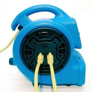 1000cfm Professional Gfci Outlet Blue Grade Compact Air Mover Appliance Tool