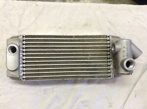 Caterpillar Hydraulic Oil Cooler Oe 390 6765 Includes Valve Oe 365 8203