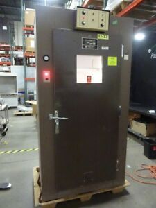 Lab Line Environette 702 Controlled Environmental Room chamber