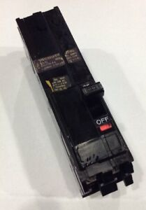 Q12100 Square D Circuit Breaker 2 Pole 100 Amp 240 Vac 2 Year Warranty