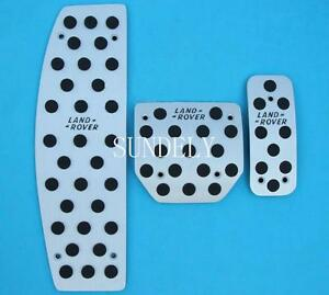 Foot Pedals Aluminum Land Rover Lr3 Lr4 Range Rover Sport Discovery 3 4 At Fast
