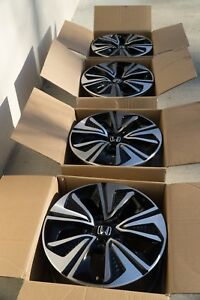 2017 Honda Civic Ex L 17 Oem Wheels